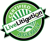 LiveLitigation Certified Agency Testimonial